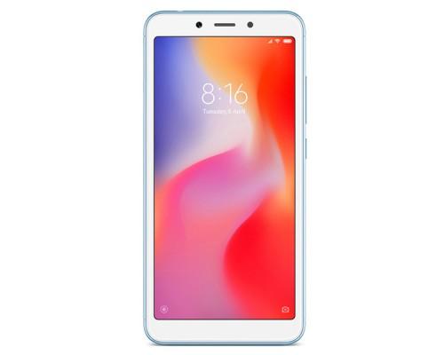 Мобильный телефон Xiaomi Redmi 6 4GB 64GB Blue