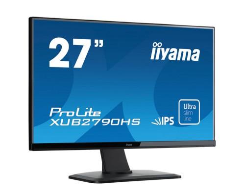 Монитор Iiyama ProLite XUB2790HS-B1