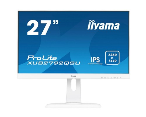 Монитор Iiyama ProLite XUB2792QSU-W1