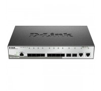 Коммутатор, D-Link, DGS-1210-12TS/ME/B1A