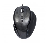 Мышь проводная Delux DLM-535OUС