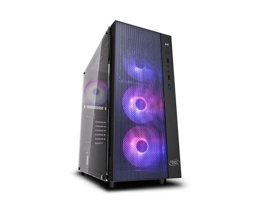 Компьютерный корпус Deepcool (DP-ATX-MATREXX55-MESH-AR-4F)