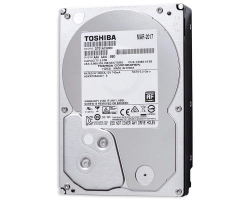 HDD 3Tb TOSHIBA DT01ACA300