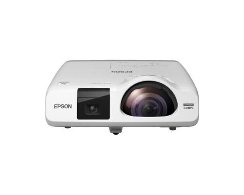 Короткофокусный проектор Epson EB-536Wi (V11H670040)