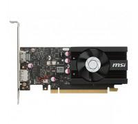 Видеокарта MSI GeForce (GT 1030 2G LP OC)