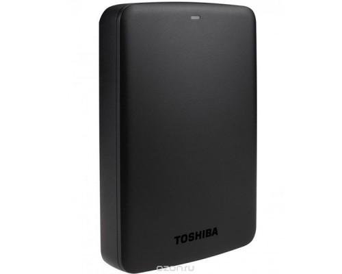 Внешний Жесткий диск Toshiba 500GB Canvio Basic HDTB305EK3AA