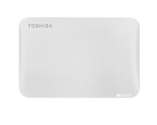 Внешний жесткий диск Toshiba 2Tb Canvio Ready HDTP220EW3CA