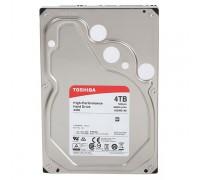 Купить HDD 4Tb TOSHIBA X300 HDWE140UZSVA по лучшей цене в Алматы