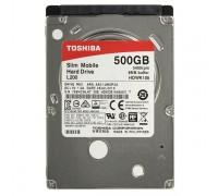 Купить HDD 500Gb TOSHIBA HDWK105UZSVA по лучшей цене в Алматы
