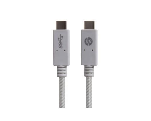Интерфейсный кабель HP Pro USB-C to USB-C (HP043GBWHT1TW)