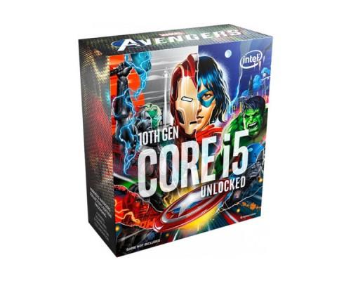 CPU Intel Core i5-10600KA BOX