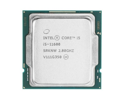CPU Intel Core i5-11600