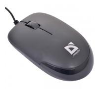 Мышь проводная Defender Datum MM-010