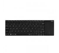 Клавиатура беспроводная Rapoo E2710 черная