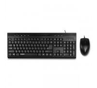 Комплект Клавиатура + Мышь Rapoo NX1710 черный