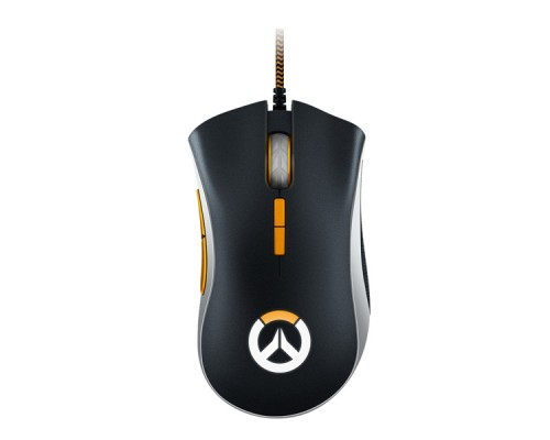 Мышь проводная Razer DeathAdder Elite Overwatch