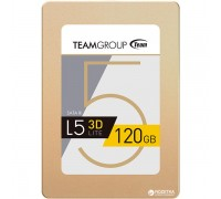 SSD 120Gb Team Group L5 Lite 3D T253TD120G3C101