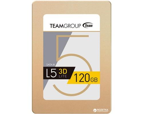 SSD 120Gb Team Group L5 Lite 3D T253TD120G3C101