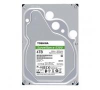HDD 4Tb TOSHIBA Surveillance S300 HDWT140UZSVA
