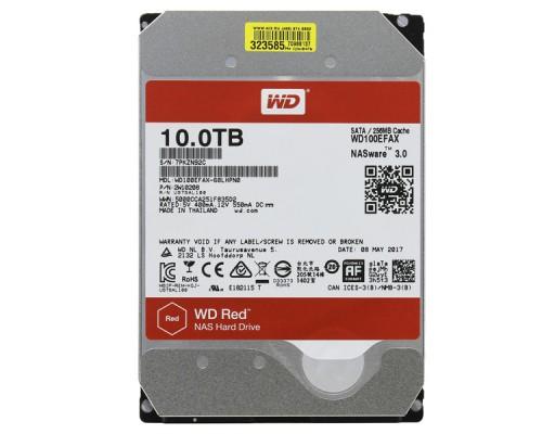 HDD 10Tb Western Digital RED WD100EFAX