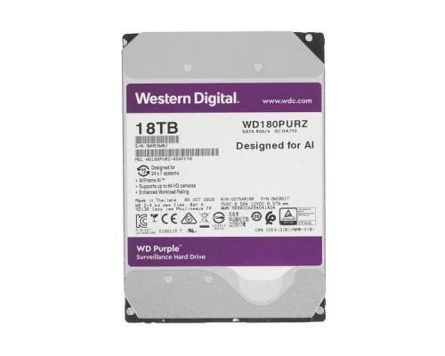 HDD 18TB WD Purple (WD180PURZ)