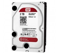 Жесткий диск HDD 2Tb Western Digital Red WD20EFRX