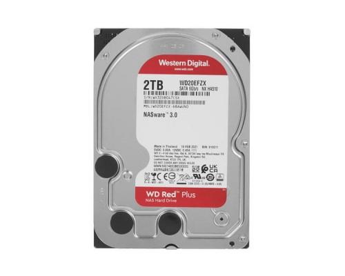 HDD 2Tb Western Digital RED WD20EFZX