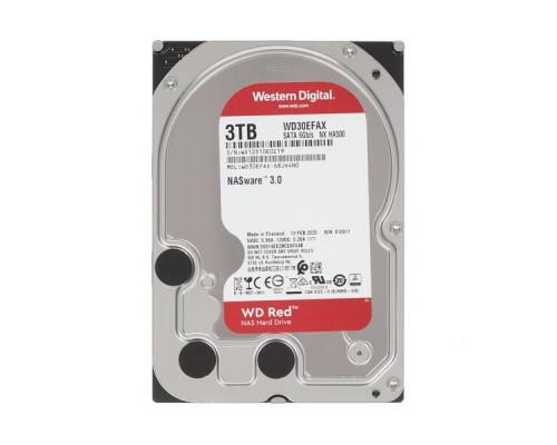 HDD 3Tb Western Digital RED WD30EFAX