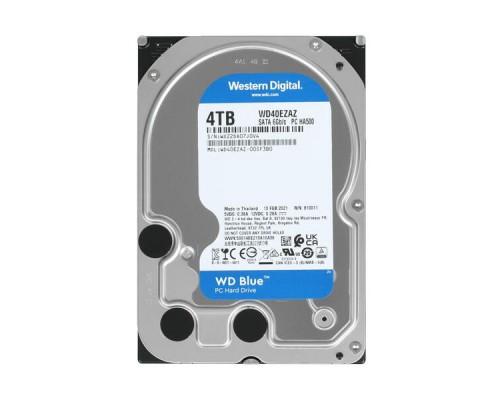 HDD 4Tb Western Digital Blue (WD40EZAZ)