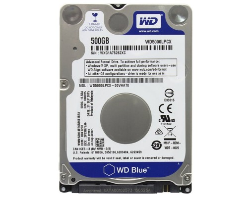 HDD 500Gb Western Digital WD5000LPCX