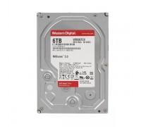 HDD 6Tb Western Digital RED WD60EFZX