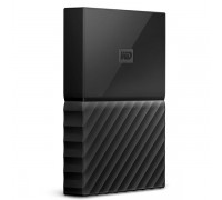 Внешний HDD Western Digital 1Tb My Passport WDBBEX0010BBK-EEUE