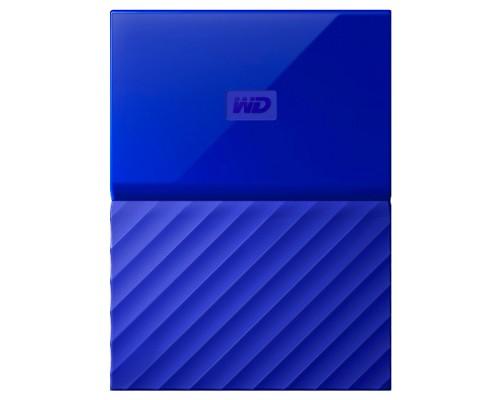 Внешний HDD Western Digital 1Tb My Passport WDBBEX0010BBL-EEUE