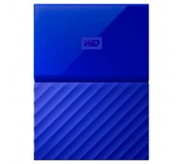 Внешний HDD Western Digital 2Tb My Passport WDBLHR0020BBL-EEUE