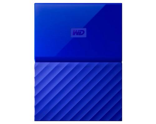 Внешний HDD Western Digital 2Tb My Passport WDBLHR0020BBL-EEUE
