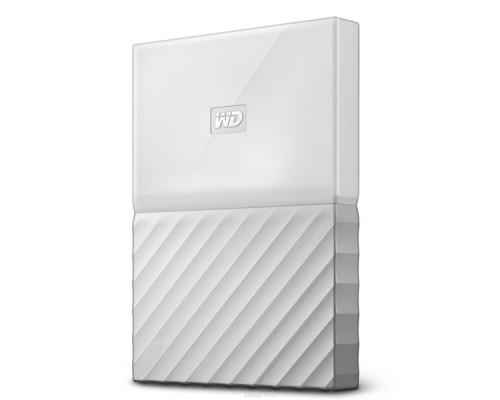 Внешний HDD Western Digital 2Tb My Passport WDBLHR0020BWT-EEUE