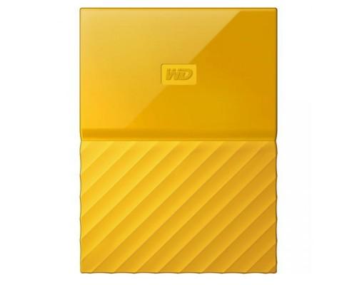 Внешний HDD Western Digital 2Tb My Passport WDBLHR0020BYL-EEUE
