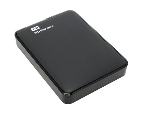 Внешний HDD Western Digital 2Tb Elements SE Portable WDBU6Y0020BBK-WESN
