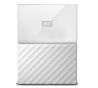 Внешний HDD Western Digital 2Tb My Passport WDBUAX0020BWT-EEUE