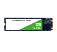 SSD 480GB WD Серия GREEN WDS480G2G0B
