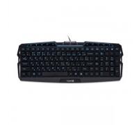 Клавиатура проводная X-Game XK-500UB черный